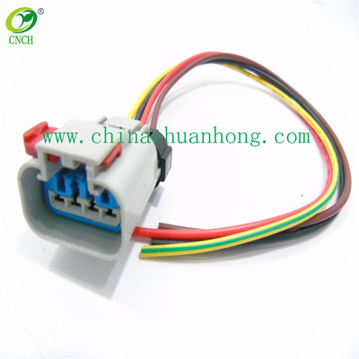 Pleasing 4Wire Fuel Pump Connector Wiring Harness Pigtail Fit Chevrolet Wiring Digital Resources Remcakbiperorg
